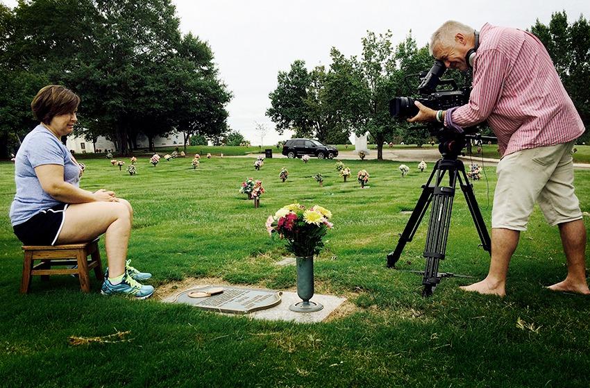 jimmyfilming kim graveyard