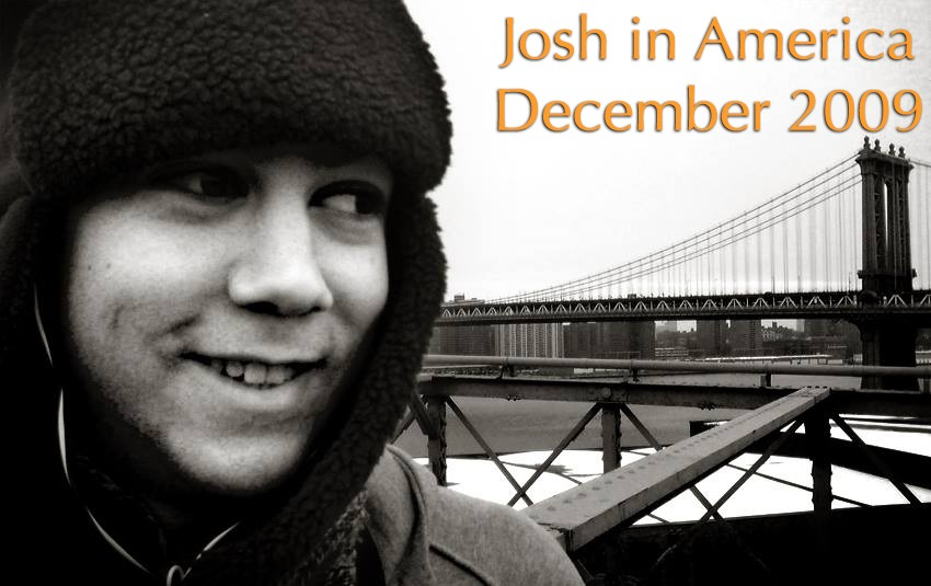 josh brooklyn bridge