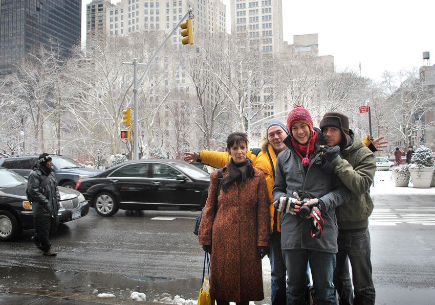 josh etc winter New York