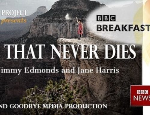 BBC Breakfast coverage of A Love That Never Dies